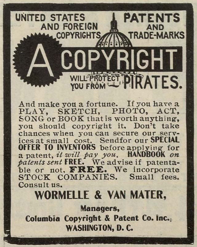 copyright pirates