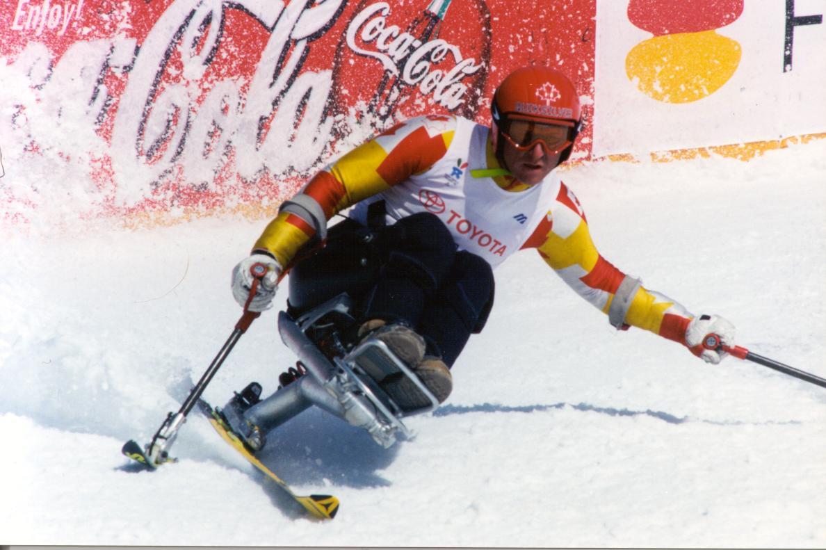 Sit-ski